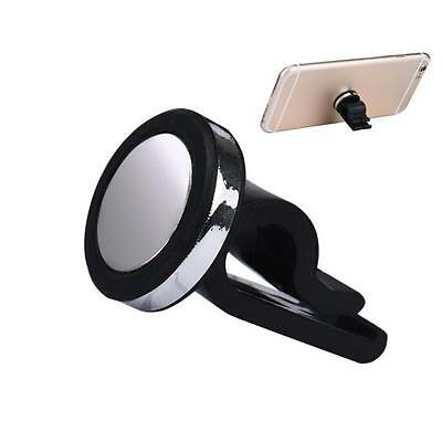 Universal Auto Car Air Vent Mount Cradle Stand Holder Magnetic For Cell Phone