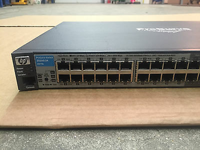 HP 2510-24G (J9279A) 24-Port Gigabit Ethernet Switch