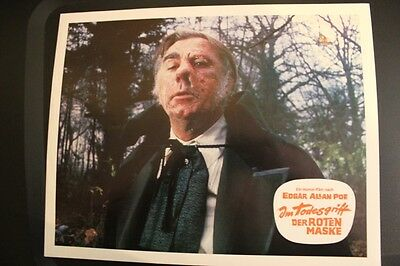 The Oblong Box - Vincent Price - Lobby Card #3