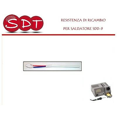 Resistance Replacements For Solder Lafayette Sdd-9