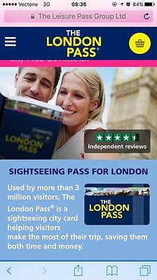 6 Days London Pass