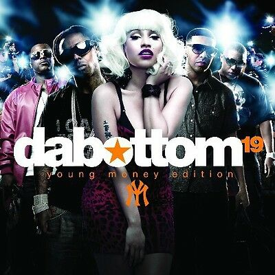 Da Bottom 19 - Nicki Minaj (CD Used Very Good) Explicit Version
