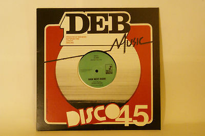 MAN NEXT DOOR/OH WHAT A DAY-DENNIS BROWN DEB 12inch
