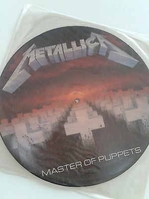 Metallica - Picture Disc - Master Of Puppets
