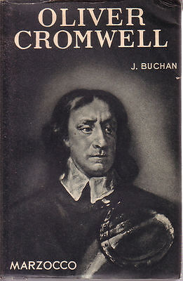 OLIVER CROMWELL Buchan  Marzocco  1948