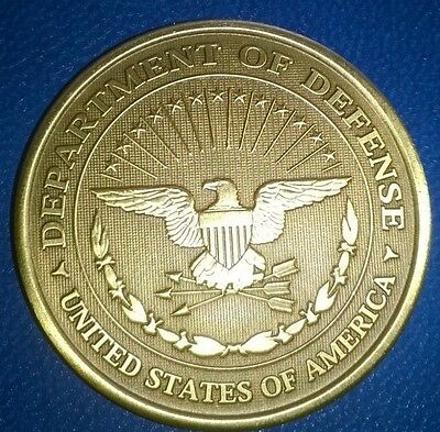 The US Department of Defense Medal