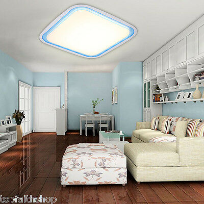 36W LED Lampara Plafon Iluminacion de techo inalambrico Control Ceiling Light EU