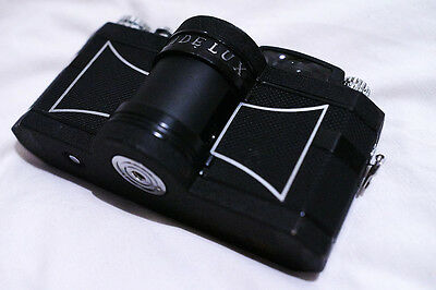 Widelux F7 Vintage Panoramic Swing-Lens 35mm Camera.