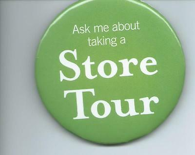 Very Hard To Find Publix Store Tour Pin Button