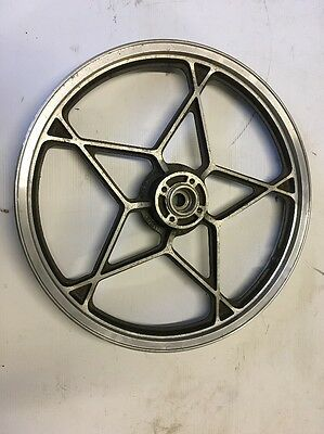 Genuine New Old Stock Suzuki Gt200 X5 Front Wheel