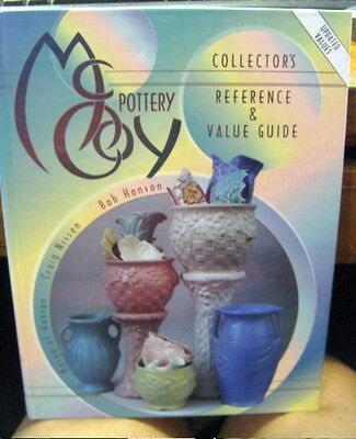 Mccoy Pottery Collectors Guide Reference & Value Guide Book