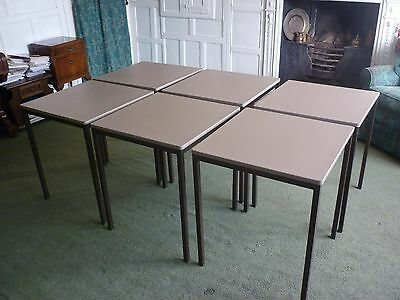 Tables (Stacking)