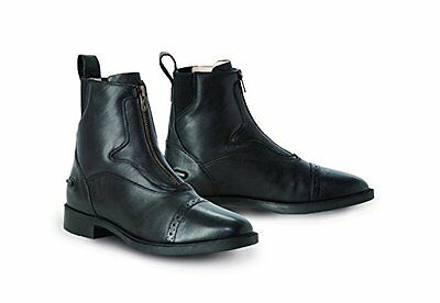 Tredstep Giotto Front Zip Boot Black Size 4