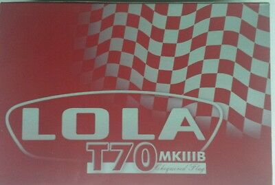 Fly Lola T70 MKIIIB Chequered Flag