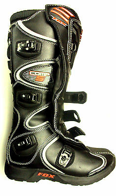 Fox  Comp 5 Boot - Single - Size 7  - Clearance Item