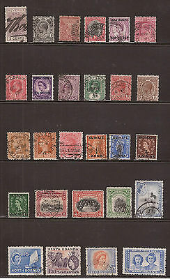 Colonies Britanniques ( British Colonies ) - Lot De Timbres - Lot Of Stamps