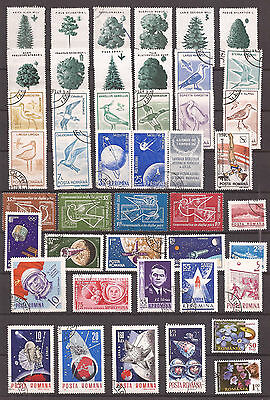 Roumanie ( Romania ) - Lot De Timbres  - Lot Of Stamps
