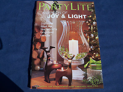 PartyLite Catalog Fall/Holiday 2012