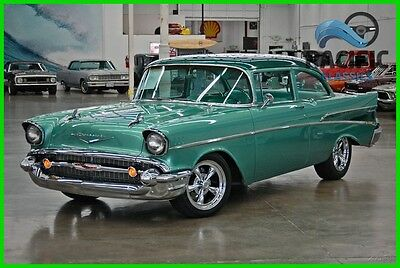 1957 Chevrolet Bel Air/150/210  1957 Chevrolet 210 - Mild 350 V8 / Turbo 350 / PS / PDB