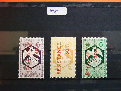 Aef Resistance Timbres Neufs**