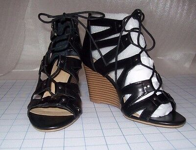 WOMENS ANA A NEW APPROACH WILLA LACE UP PUMPS MULTIPLE SIZES NEW IN BOX MSRP$70