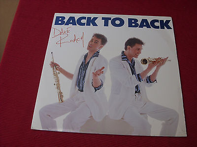 """Dave Roach:  Back to Back classic jazz funk     12""""  STUNNING NEAR MINT"""