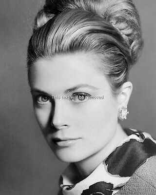 GRACE KELLY Glossy 8X10 PHOTO PICTURE PRINT 1598