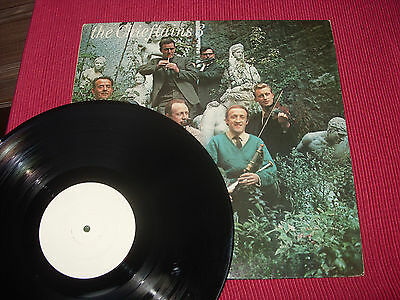 The Chieftains:  3   UK  1978   White Label/Test Pressing  LP   EX