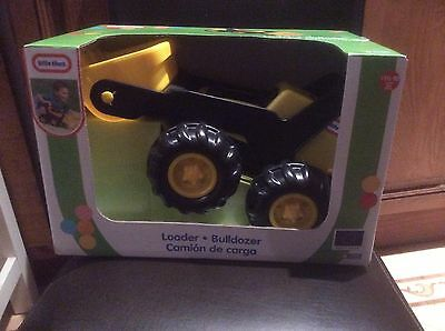 Little Tikes Loader Bulldozer Age 1.5 - 10 New And Sealed