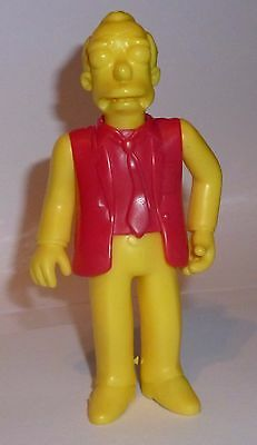 Prototype Test Shot Figure Playmates The Simpsons 2002 S11 GIL Interactive