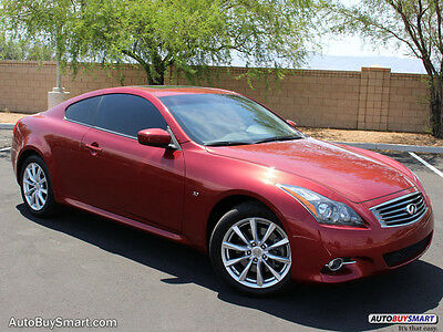 2014 Infiniti Q60 AWD Coupe 2014 Other AWD Coupe!