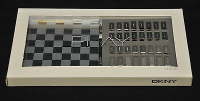 DKNY Magnetic Miniature Chess Set