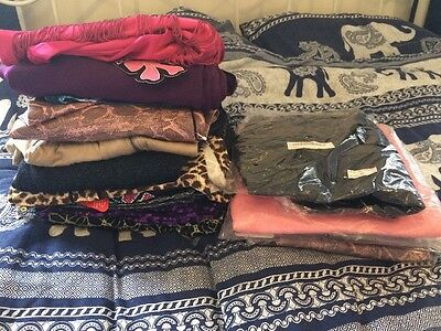 All New 18 Item Bundle For Resale Brands Love Label Soul Cal Boohoo H&m Mix Size