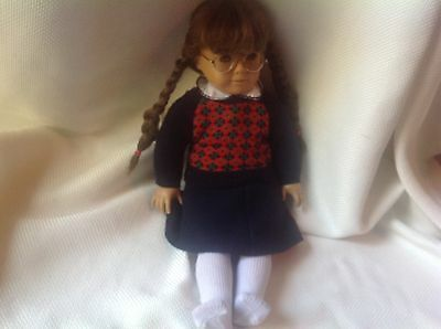 American Girl Doll Molly,  West Germany, Pleasant Company, 1986