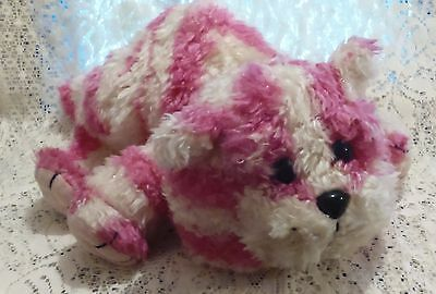 """BAGPUSS - 15"""" GLITTERY BAGPUSS SOFT TOY - OLIVER POSTGATE 2002 by GOLDEN BEAR"""