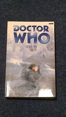 doctor who book - FATHER TIME