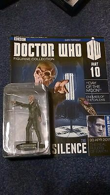 Eaglemoss doctor who figurine collection - Issue 10: THE SILENCE