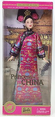 Barbie Princess Of China Dolls Of The World Collector Edition #3 Nrfb