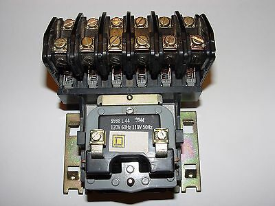 Square D 8903LO60 Lighting Contactor