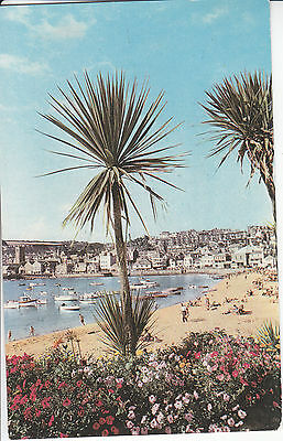 Postcard - St. Ives Harbour, Cornwall