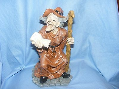 Witch Ornament Figurine Fantasy Figure