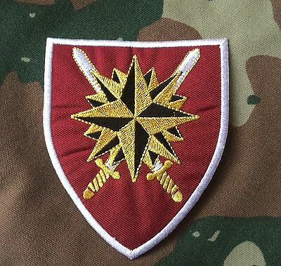South African Special Forces Shoulder Flash