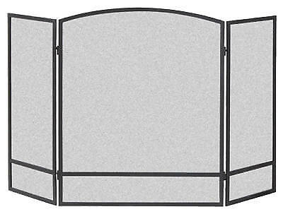 Panacea Products 15951 3-Panel Fireplace Screen