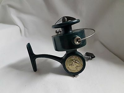 Alcedo Mercury made ITALY REEL MOULINET MULINELLO VINTAGE OLD RARE NO CARGEM
