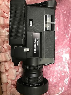 CANON 814 Electronic Super 8MM MOVIE CAMERA - very good condition