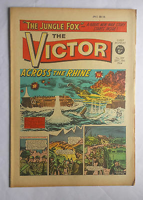 The Victor Comic No 187 19th September 1964