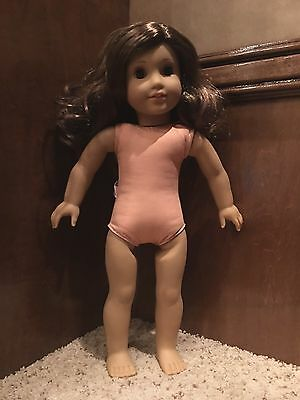 "American Girl 18"" Doll Rebecca Beforever Nude ONLY"
