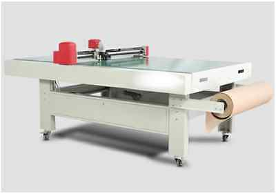 Velocity Flatbed Cutter  Gerber, Optitex, Tukatech, PAD System StyleCAD, Lectra