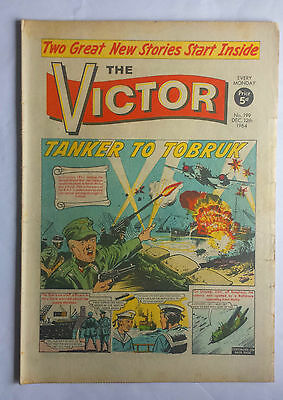 The Victor Comic No 199 12th December 1964