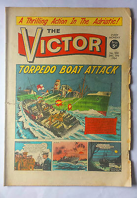 The Victor Comic No 200 19th December 1964